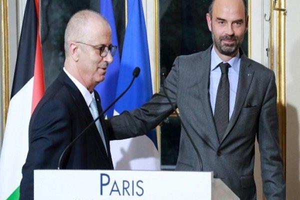 فرانسه خواهان لغو محاصره غزه شد