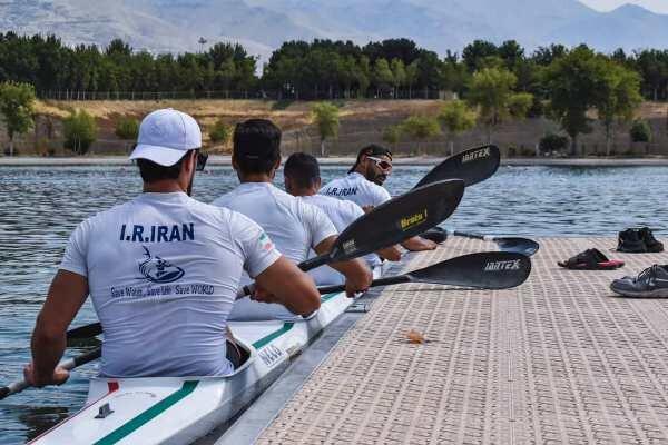 پاروزنان گیلانی به تیم ملی کایاک دعوت شدند