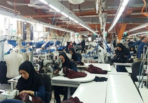ظرفیت اشتغال ۲ میلیون نفری و ارزآوری ۱۰ میلیارد دلاری صنعت پوشاک