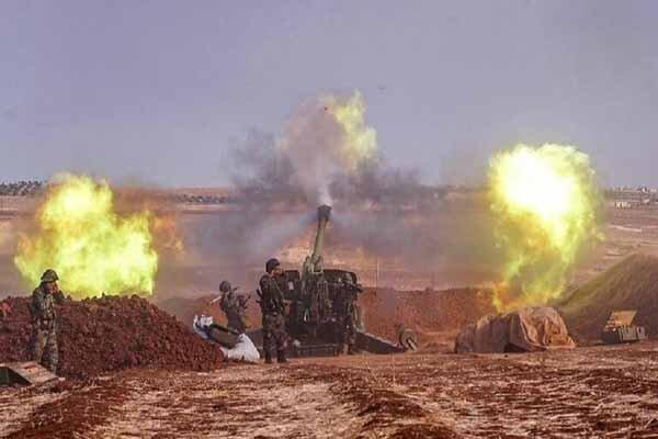 نبرد غافلگیرکننده و برق آسای ارتش سوریه در ادلب