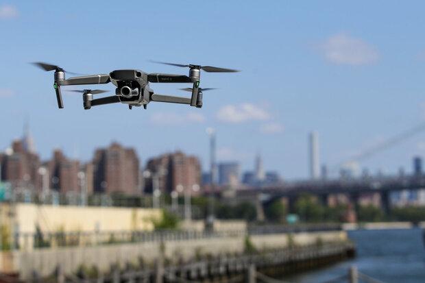 پهپادها ایمنی ساختمان های نیویورک را بررسی می کنند