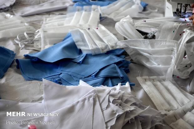 توقف ماسک و ضدعفونی کننده ها در گمرکات/صادرات آب ژاول هم ممنوع شد